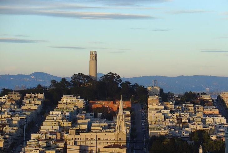 San Francisco Little Italy