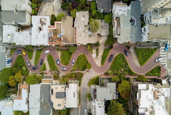 San Francisco Lombard Street