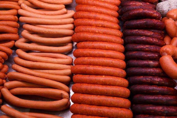 Sausage Making Class