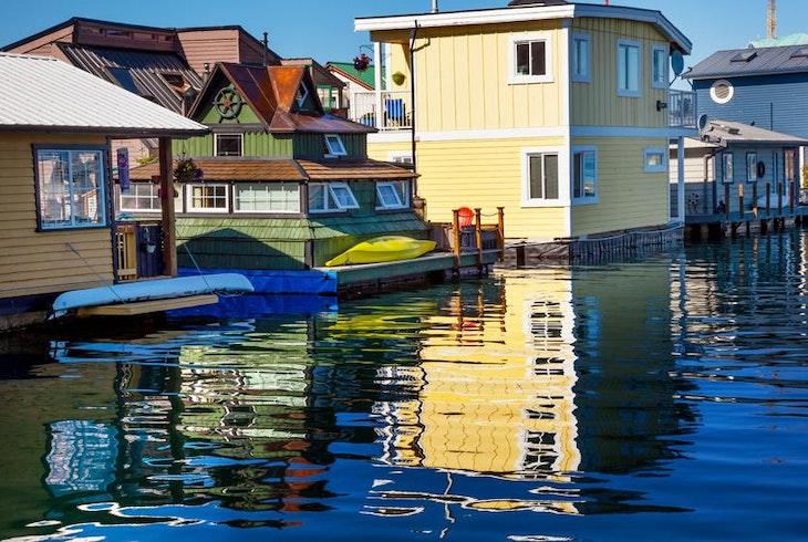 Sausalito Houseboat Community
