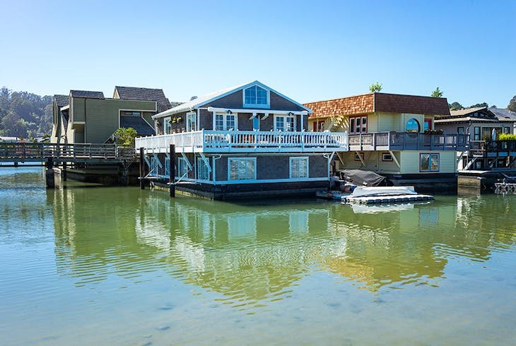 Sausalito Houseboat Community
