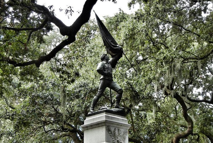 Savannah Historical Sights