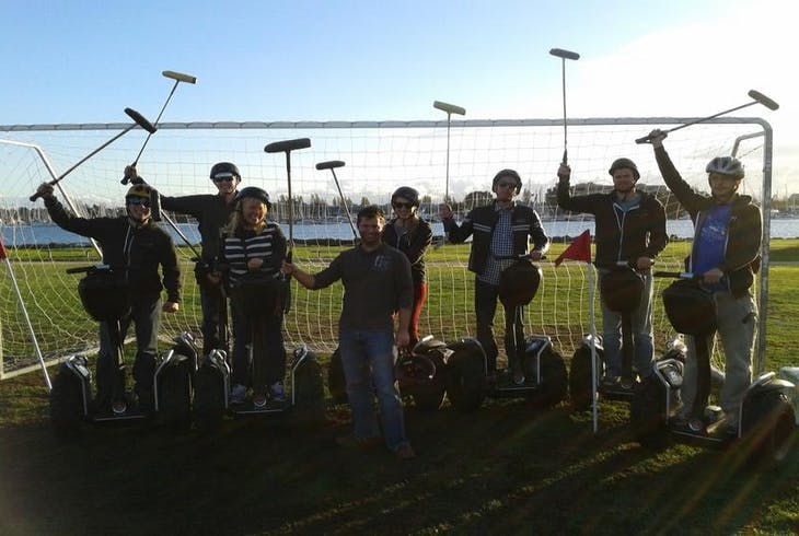 Segway Off Road Polo Lesson