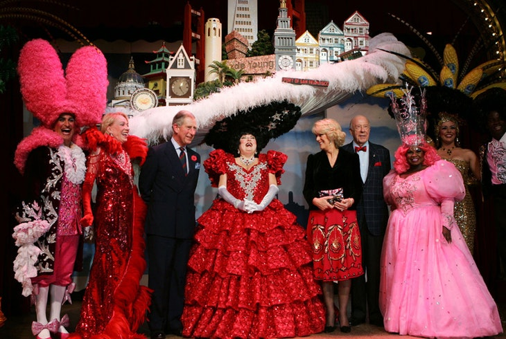 Sf Beach Blanket Babylon Show