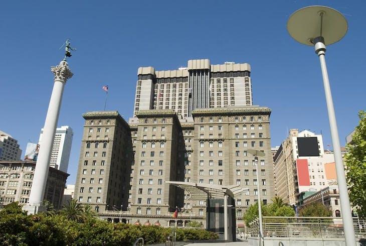 Sf Union Square