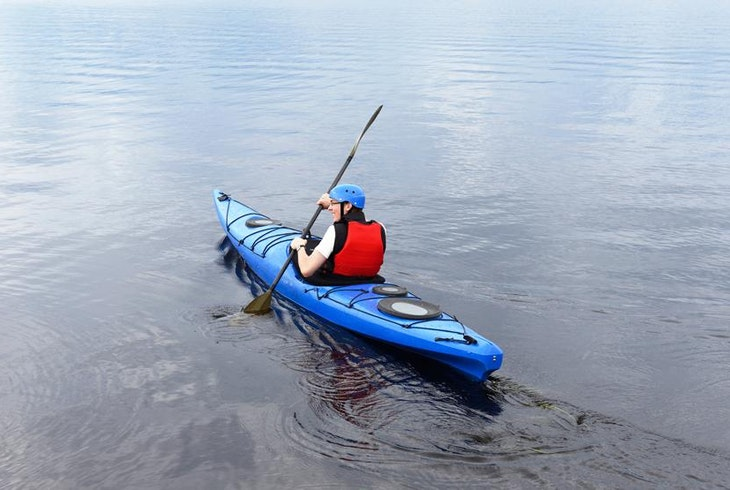 Single Kayak Generic