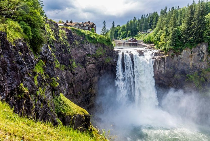Snoqualmie Falls Guided Tour