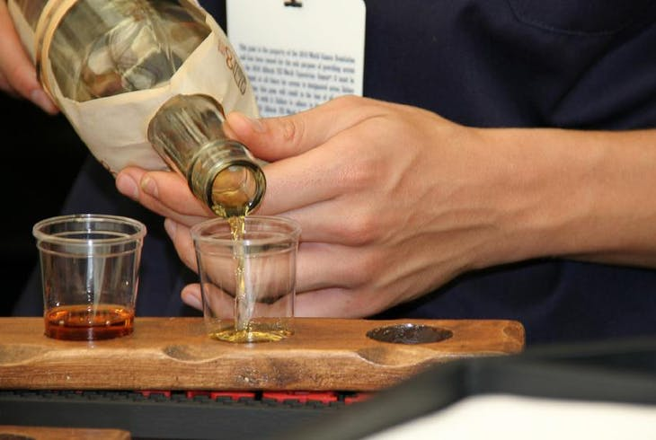Snowshoe And Whiskey Tasting