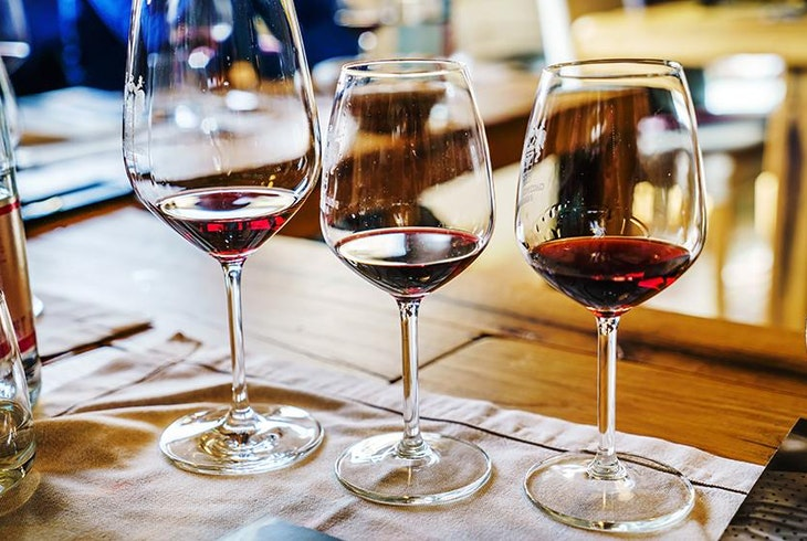 Snowshoe And Wine Tasting
