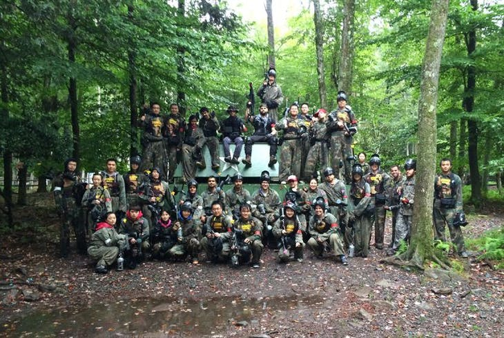 Sourced Adventures Paintball