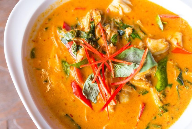 Southeast Asian Curry