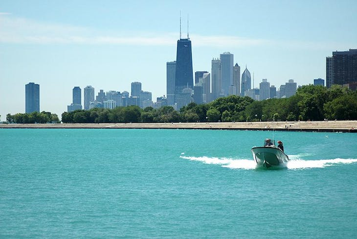 Speedboat Chicago Generic