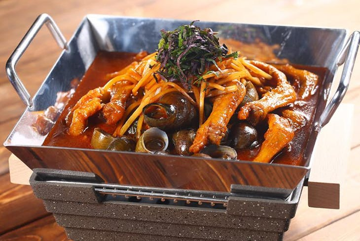 Spicy Dishes Generic