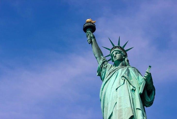 Statue Of Liberty Daytime