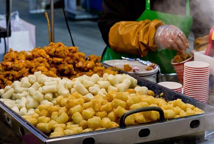 Street Food Generic