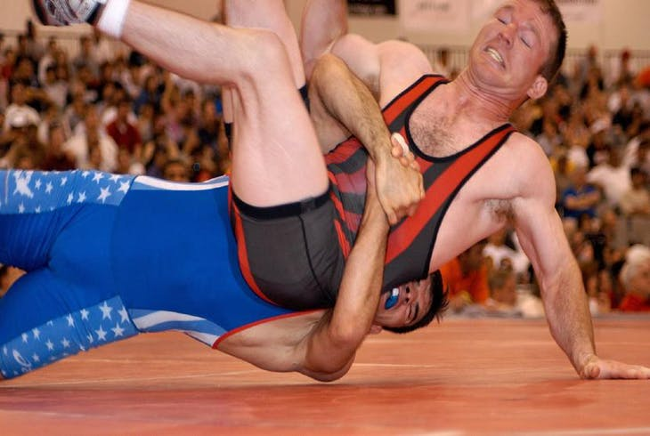 Submission Wrestling