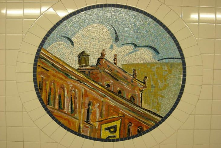 Subway Art Tour