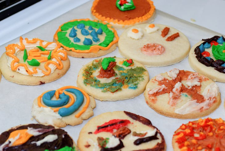 Sugar Cookie Decorating