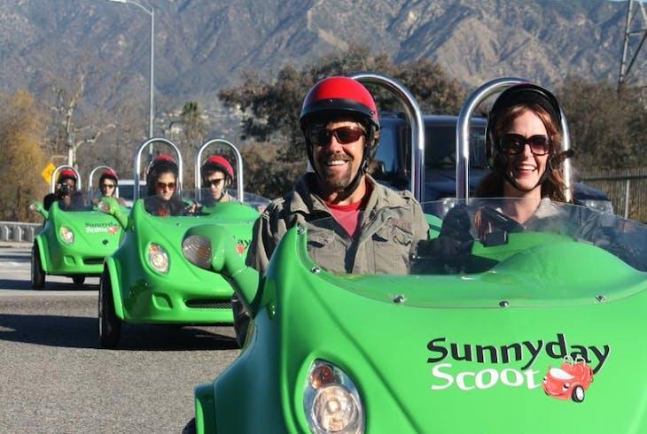 Sunnyday Scoot Scooter Adventure