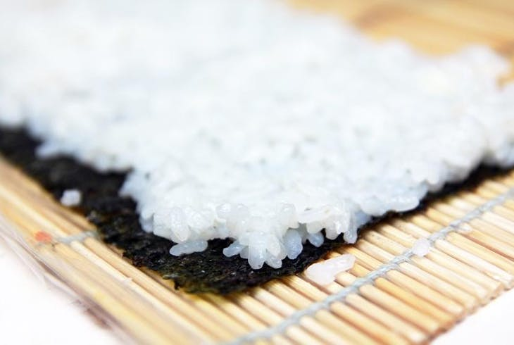Sushi Maki Rolls