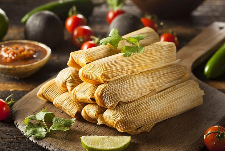 Tacos And Tamales