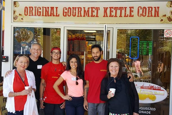 Taste Buzz Downtown Delights
