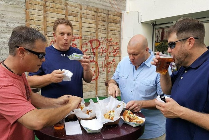 Taste Buzz Downtown Delights
