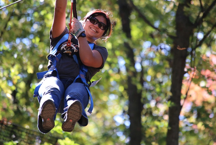 The Adventure Park At Sandy Spring Aerial Park