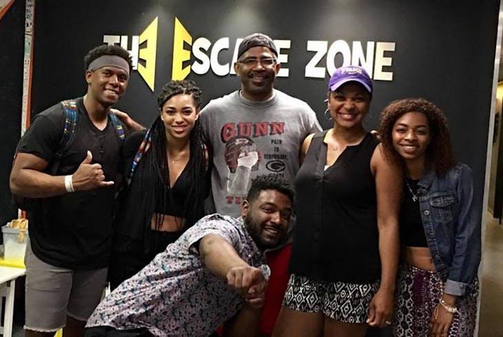 The Escape Zone Miami