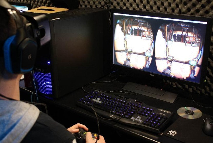 The Gaming Center