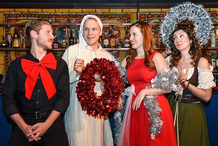 The Imbible Christmas Carol