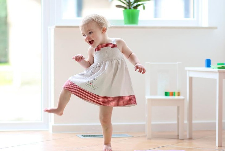 Toddlers Dance General