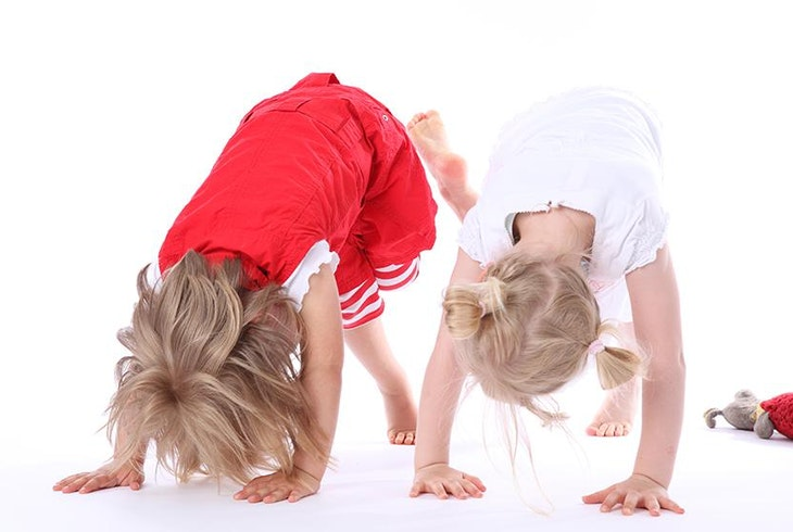 Toddlers Gymnastics