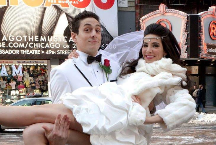 Tony Tina Wedding Show