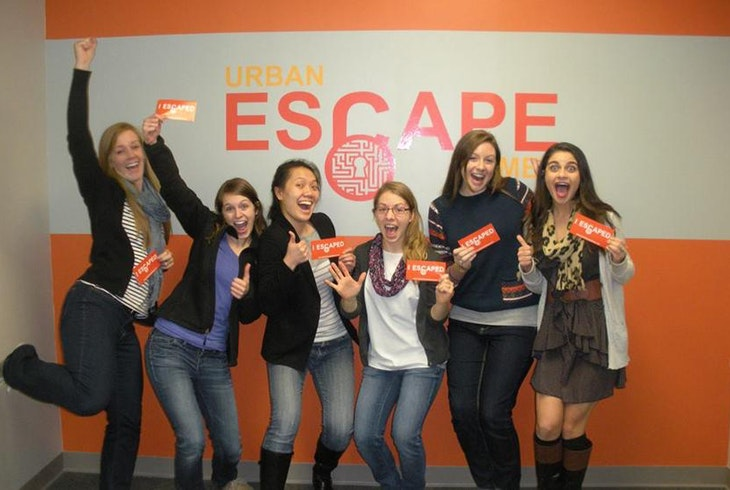 Urban Escape Games