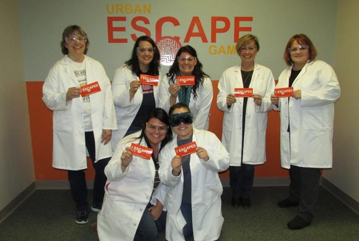 Urban Escape Games Cdc