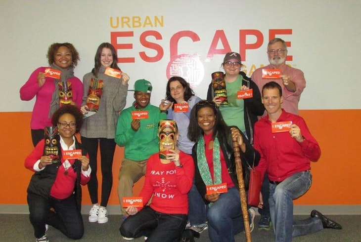 Urban Escape Games Jewel Heist