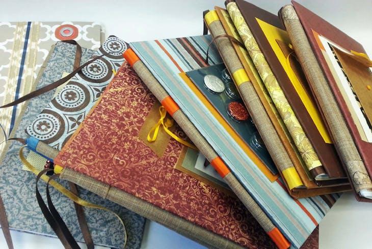 Urban Oil Ceramics Book Binding