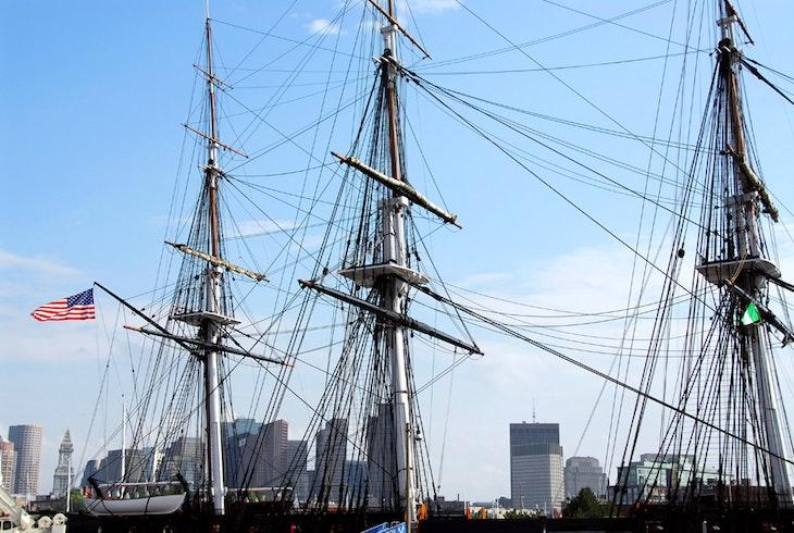 Uss Constitution Boston Generic