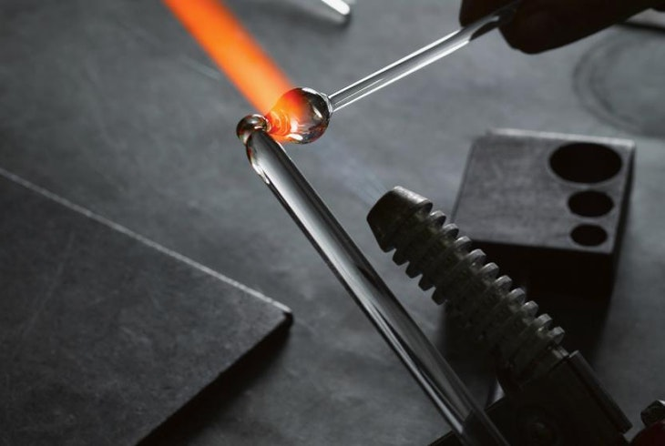 V Glassblowing Flame Working Boro 3751