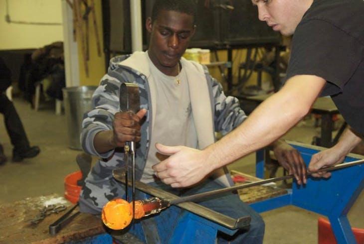 V Glassblowing Sampler 3747