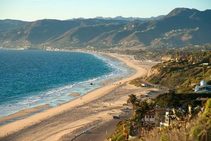 V Malibu Coastline 45 Min Flight 11419