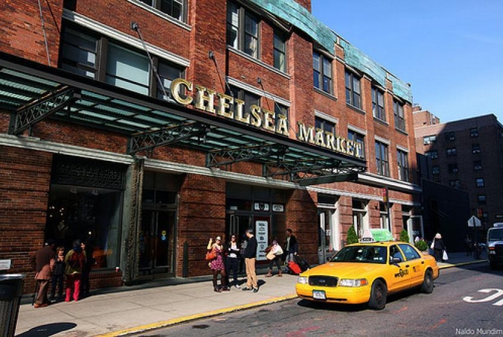 V The West Village Chelsea And The High Line Tour 5628