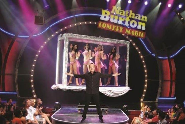 V Theatre Nathan Burton