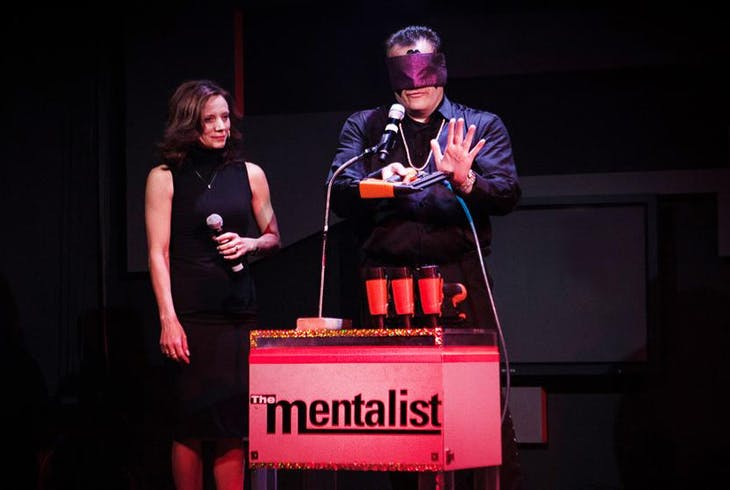 V Theatre The Mentalist