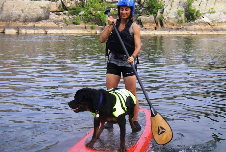 Valley Mill Kayak School Sup