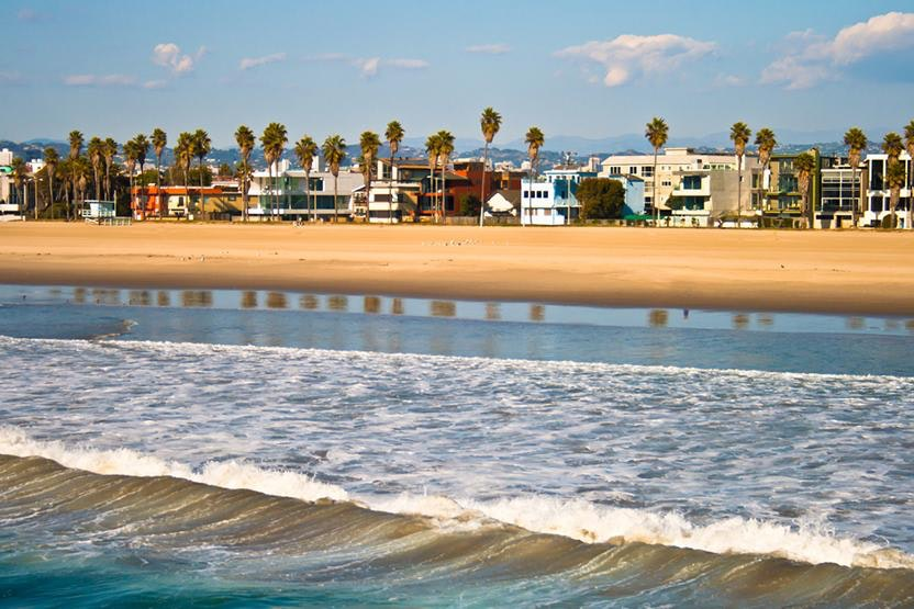 The Ultimate La Bike Tour Sightseeing Group Tour Beach