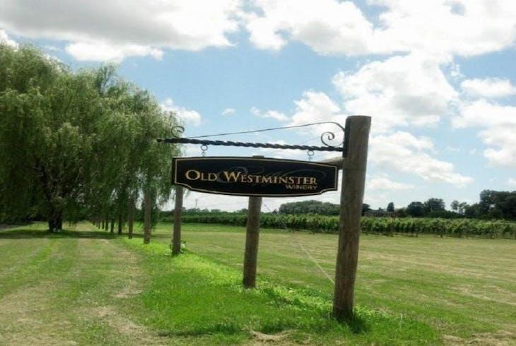 Vino 301 Westminster Wine Region