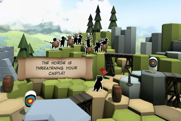 Virtual Reality Screenshots