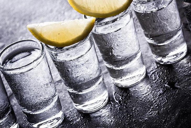 Vodka Tasting
